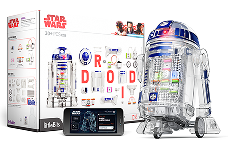 littlebits droid starwars