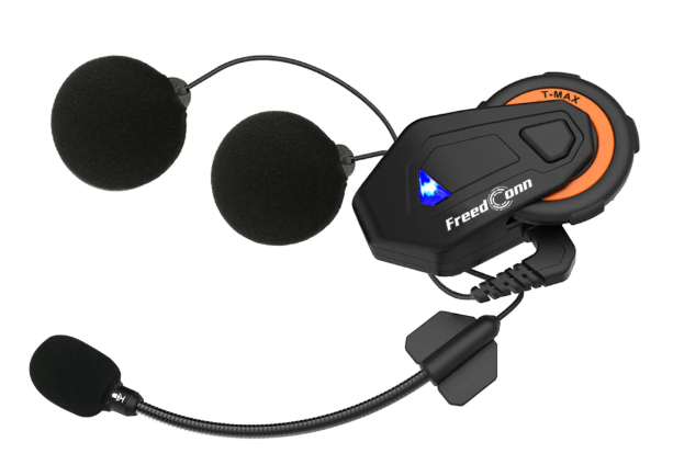 Freedconn T-MAX Bluetooth Motorcycle Headset